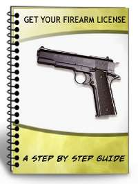 book HOW TO GET A FIREARM LICENSE